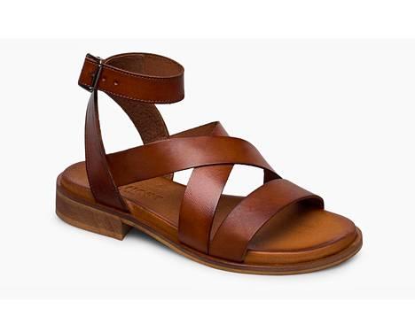Nahkaiset sandaalit, 69,30 € (99 €), Pavement / Boozt.com.
