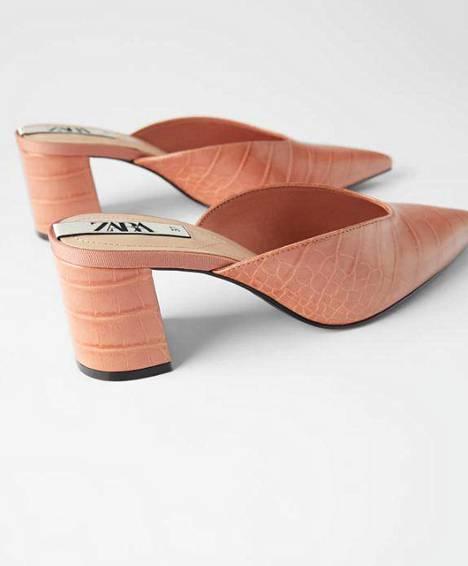 Pistokkaat, 12,95 € (29,95 €), Zara.