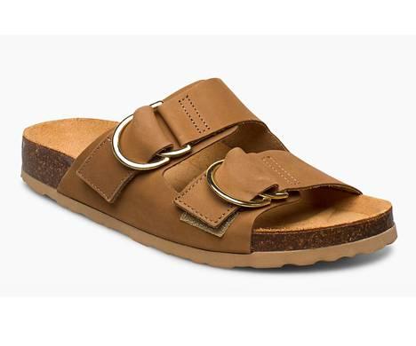 Nahkaiset sandaalit, 34,99 € (49,99 €), Bianco / Boozt.com.